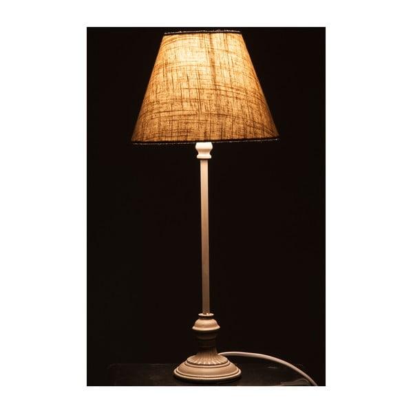 Stolová lampa Jolipa 49 cm, sivá