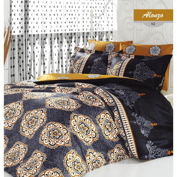 Bavlnené obliečky s plachtou Allonzo, 200 x 220 cm
