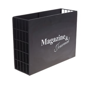 Stojan na časopisy Black Journal