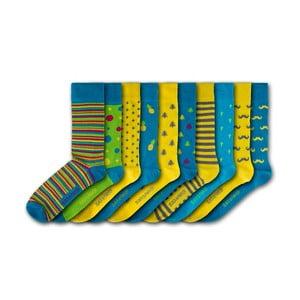 Sada 10 párov ponožiek Black & Parker London Chelsea, vl. 37 - 43