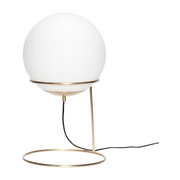 Voľne stojacia lampa Hübsch Petrio, výška 53 cm