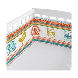 Výstelka do postele Teepee, 60x60x60 cm
