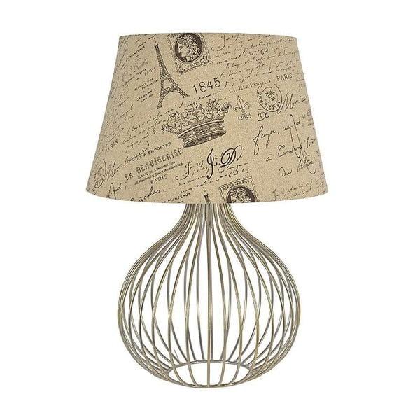 Stolná lampa Paris Mon Amour