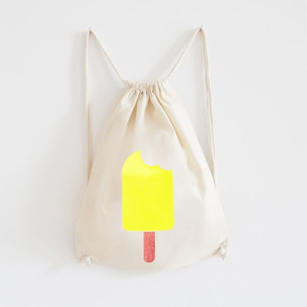Plátený batoh Eis