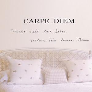 Samolepka Carpe Diem