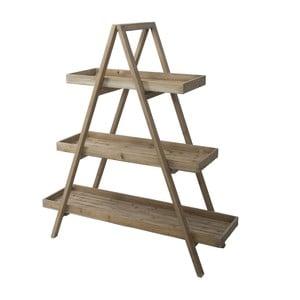 Stojan z jedľového dreva Mauro Ferretti Stairway, 146 cm