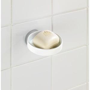 Miska na mydlo bez nutnosti vŕtania Wenko Vacuum-Loc Capri, až 33g