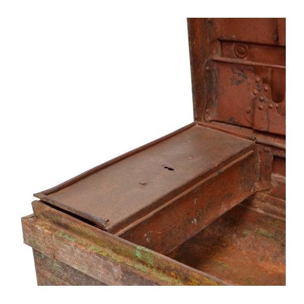 Kufor Orient 40x65 cm, hnedý