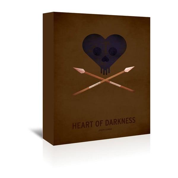 Obraz na plátne Heart of Darkness od Christiana Jacksona