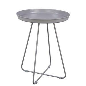 Sivý odkladací stolík Nørdifra Tray Coffee