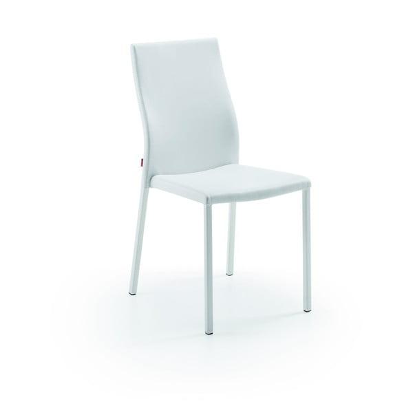 Stolička  Aura, biela
