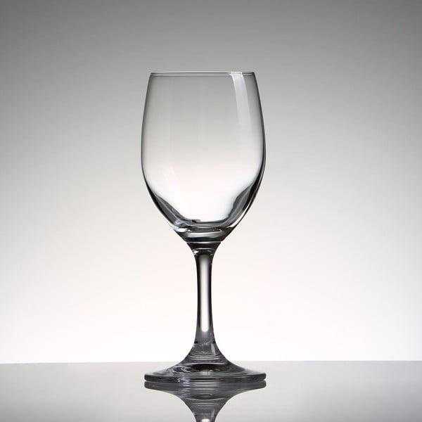 Sada 4 pohárov na víno Sola Riesling, 250 ml