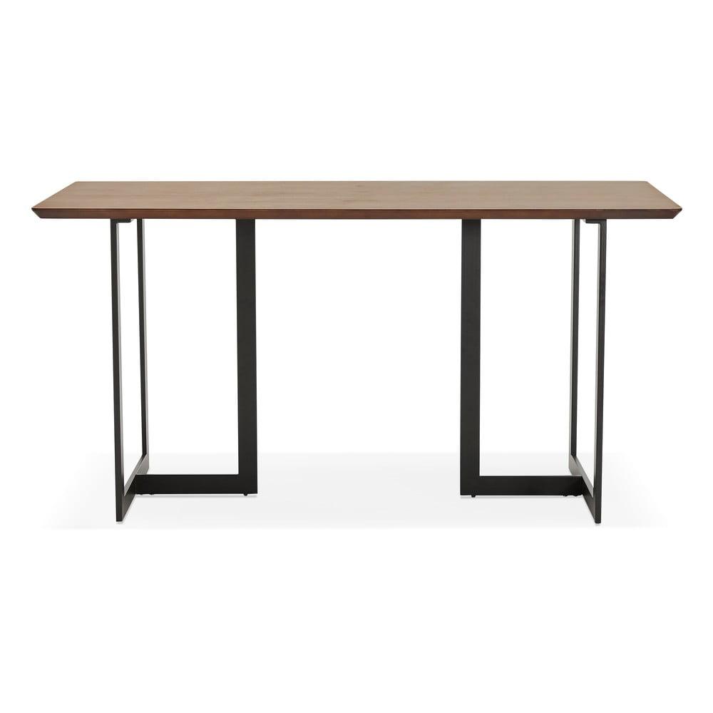 Hnedý jedálenský stôl Kokoon Dorr, 150 x 70 cm