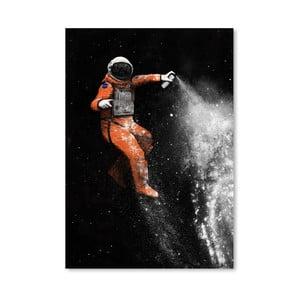 Plagát Astronaut od Florenta Bodart, 30x42 cm