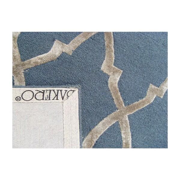 Vlnený koberec Kohinoor Denim, 153x244 cm