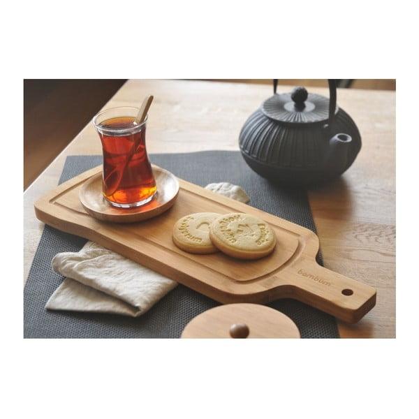 Bambusový servírovací podnos Rula Steak