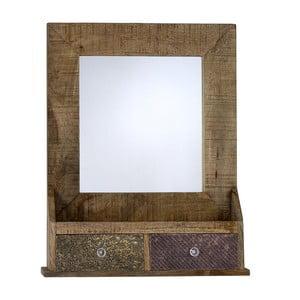 Nástenné zrkadlo Alex, 60x80 cm