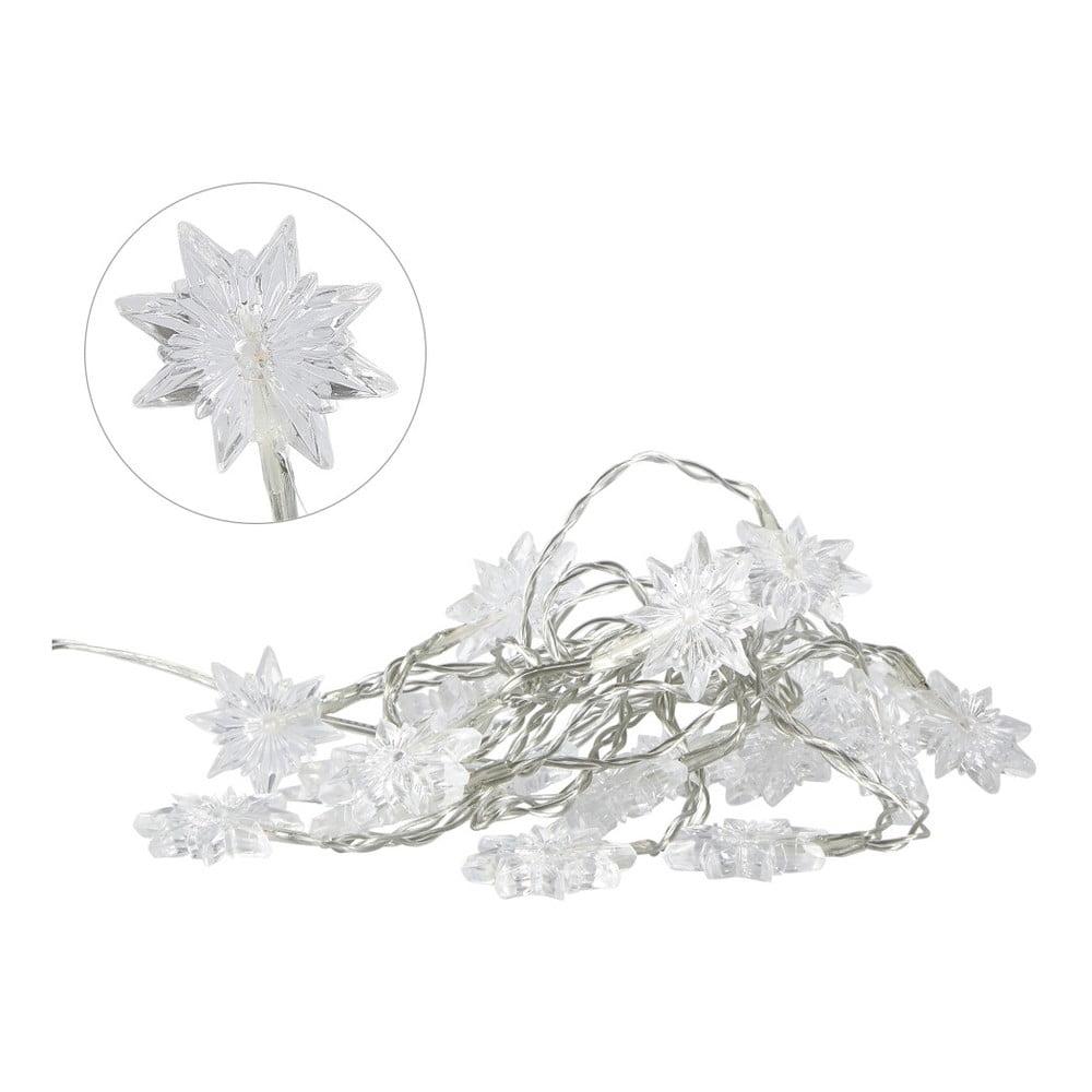 Svetelná LED reťaz Villa Collection Crystal, 20 svetielok