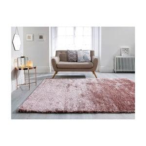 Ružový koberec Flair Rugs Serenity Pink, 160×230 cm