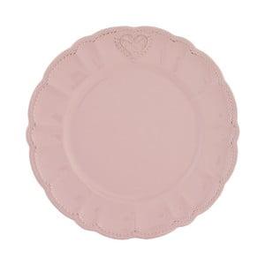 Keramický tanier Roses, 26 cm
