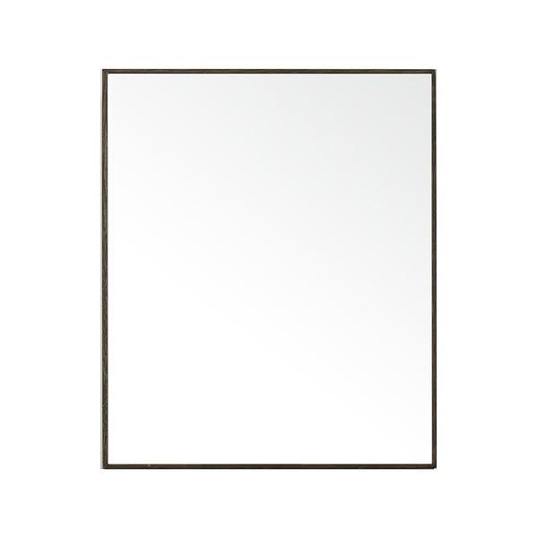 Zrkadlo s úložným priestorom Mezza Dark Wireworks, 45x55 cm