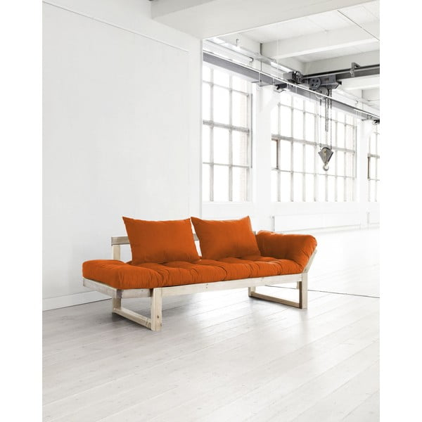 Pohovka Karup Edge Natural/Orange