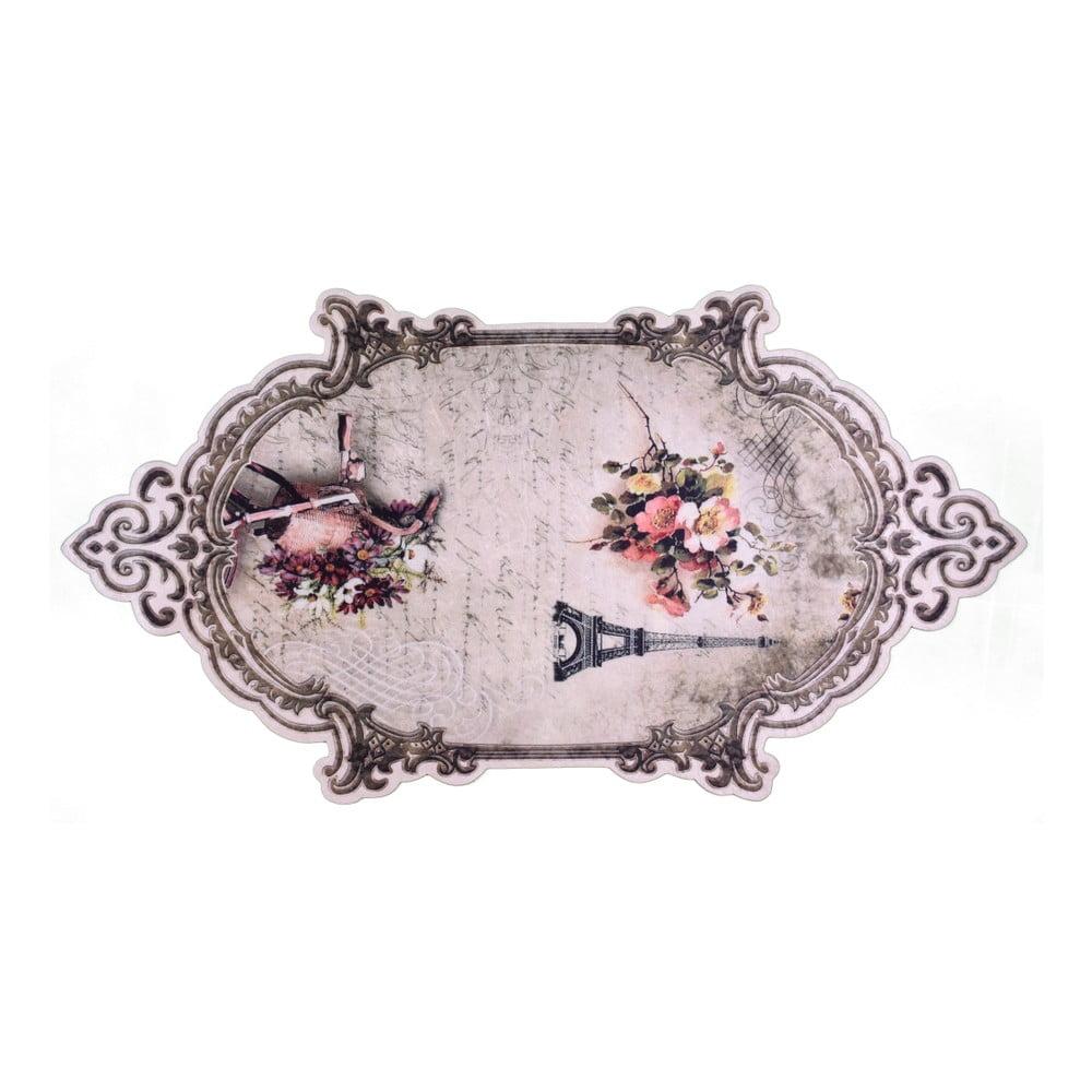 Koberec Vitaus Malika Freo, 80 × 150 cm