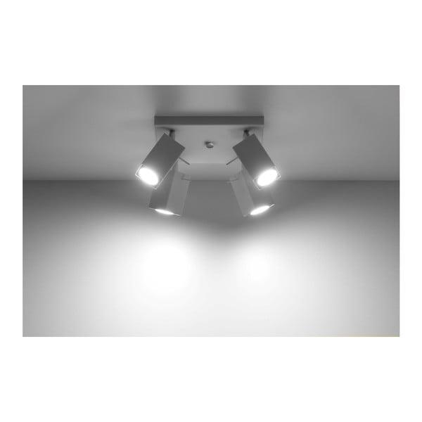 Biele stropné svetlo Nice Lamps Toscana
