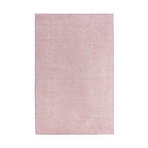 Ružový koberec Hanse Home Pure, 140x200cm