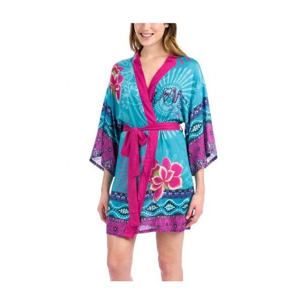 Kimono DESIGUAL Denim Folk, vel L/XL