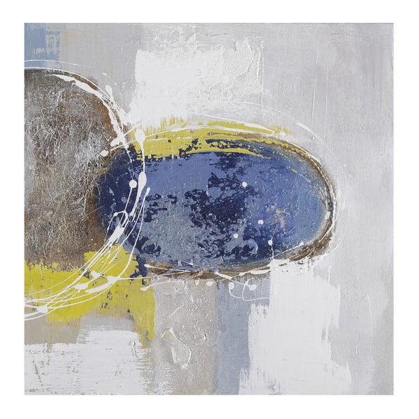 Obraz na plátne Blue Tone, 60x60 cm