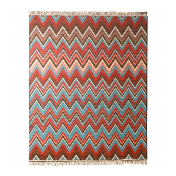Koberec Hanse Home Fringe Aztek, 80 x 200 cm