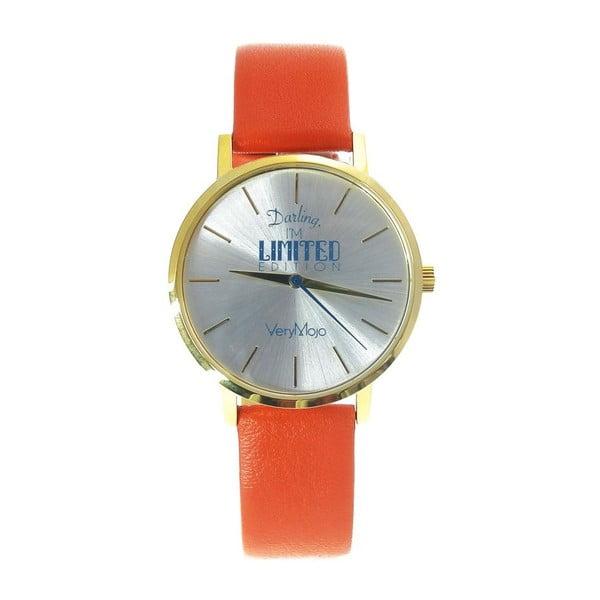 Hodinky VeryMojo Limited Edition, oranžové