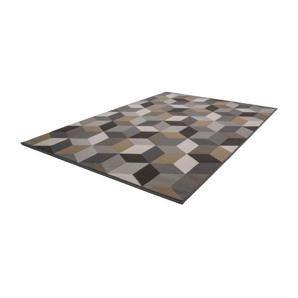 Koberec Stella 600 Multi Brown, 120x170 cm