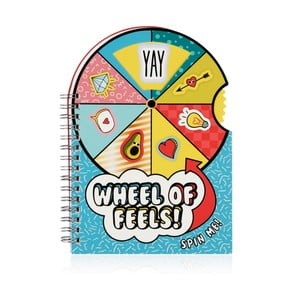 Zápisník NPW Wheel Of Feels