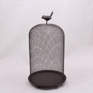 Podnos s drôteným vekom Bird Cage