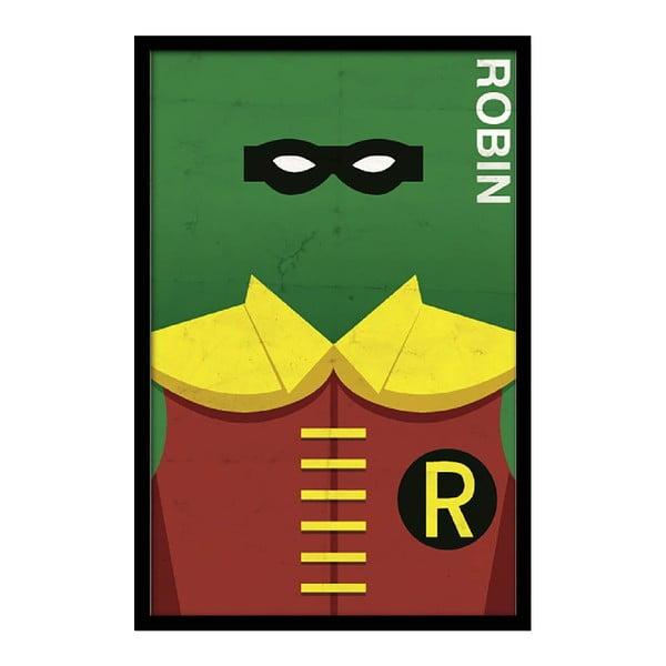 Plagát Robin, 35x30 cm