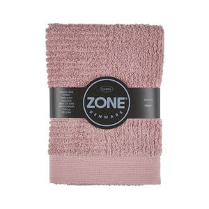 Ružový uterák Zone Classic, 50x70cm