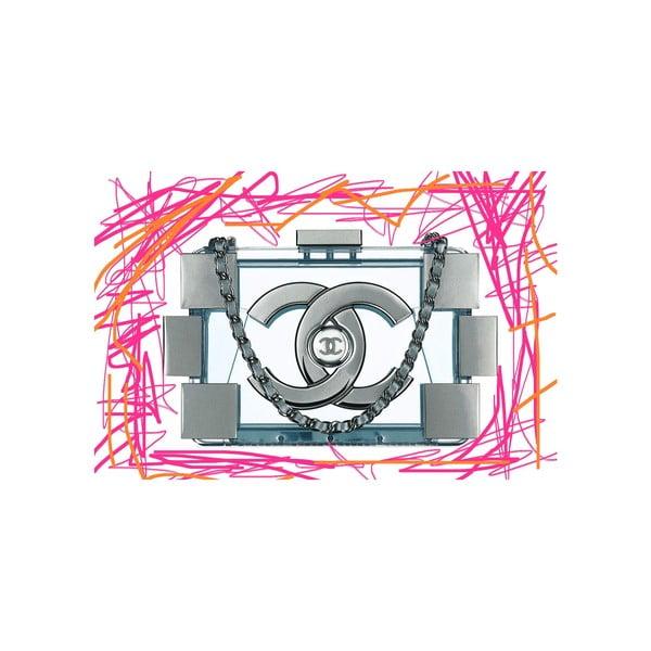 Obraz Nameless, 41 x 61 cm