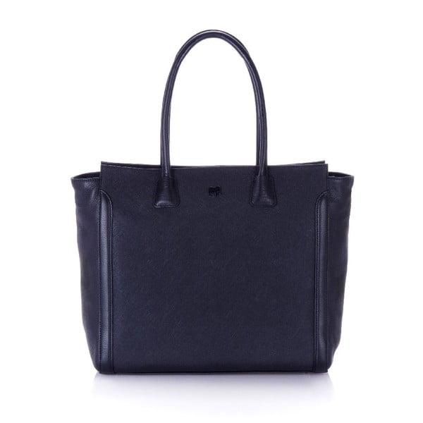 Kabelka Shopper Black