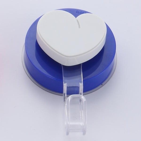 Modrý háčik bez nutnosti vŕtania ZOSO Heart
