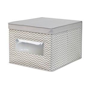 Úložný box InterDesign Axis, 30 x 39,5 x 25 cm