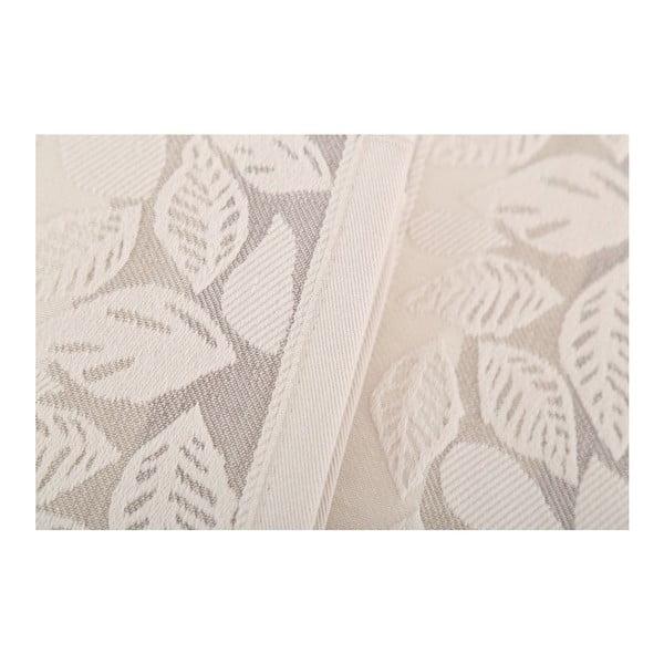 Sada 2 uterákov Floras Brown, 50x90 cm