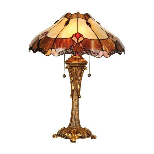 Tiffany stolová lampa Louis
