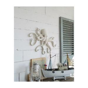 Nástenná dekorácia v tvare chobotnice Orchidea Milano, výška 36 cm