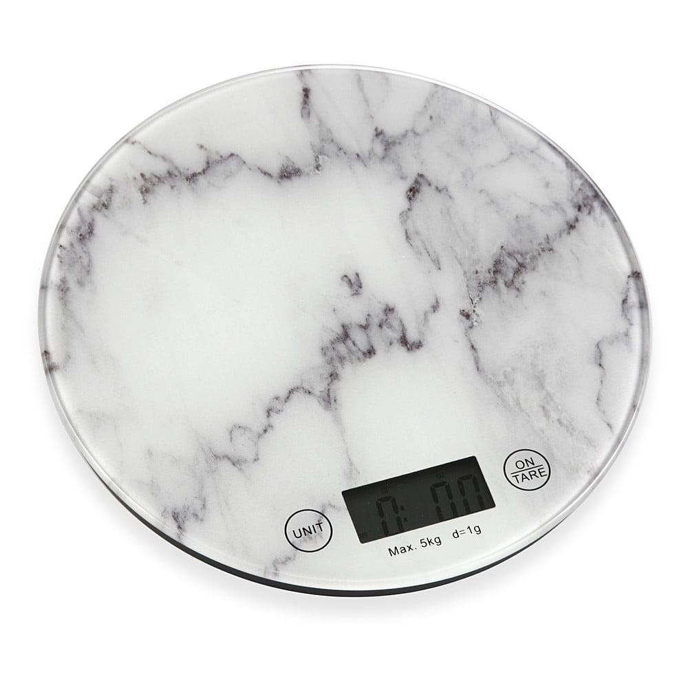 Kuchynská váha Versa Marble