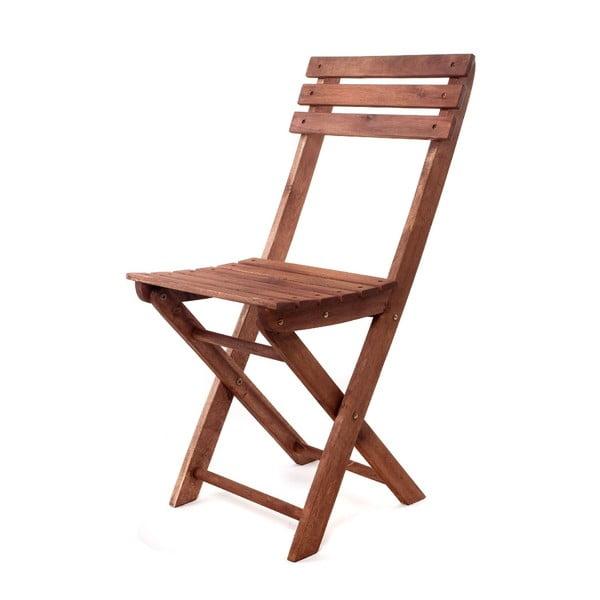 Záhradná skladacia stolička Acacia