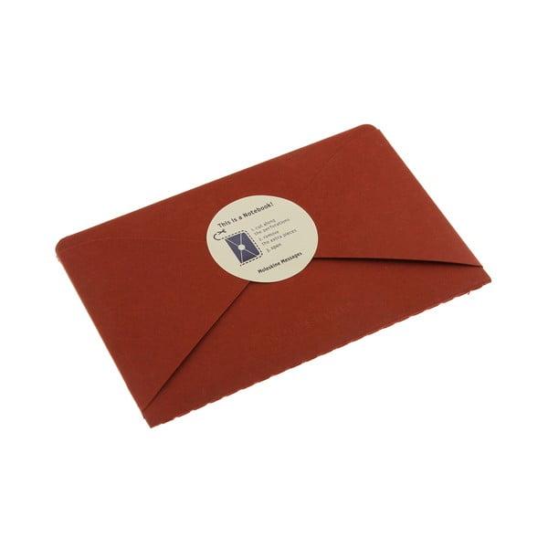 Zápisník a dopis v jednom Moleskine Red