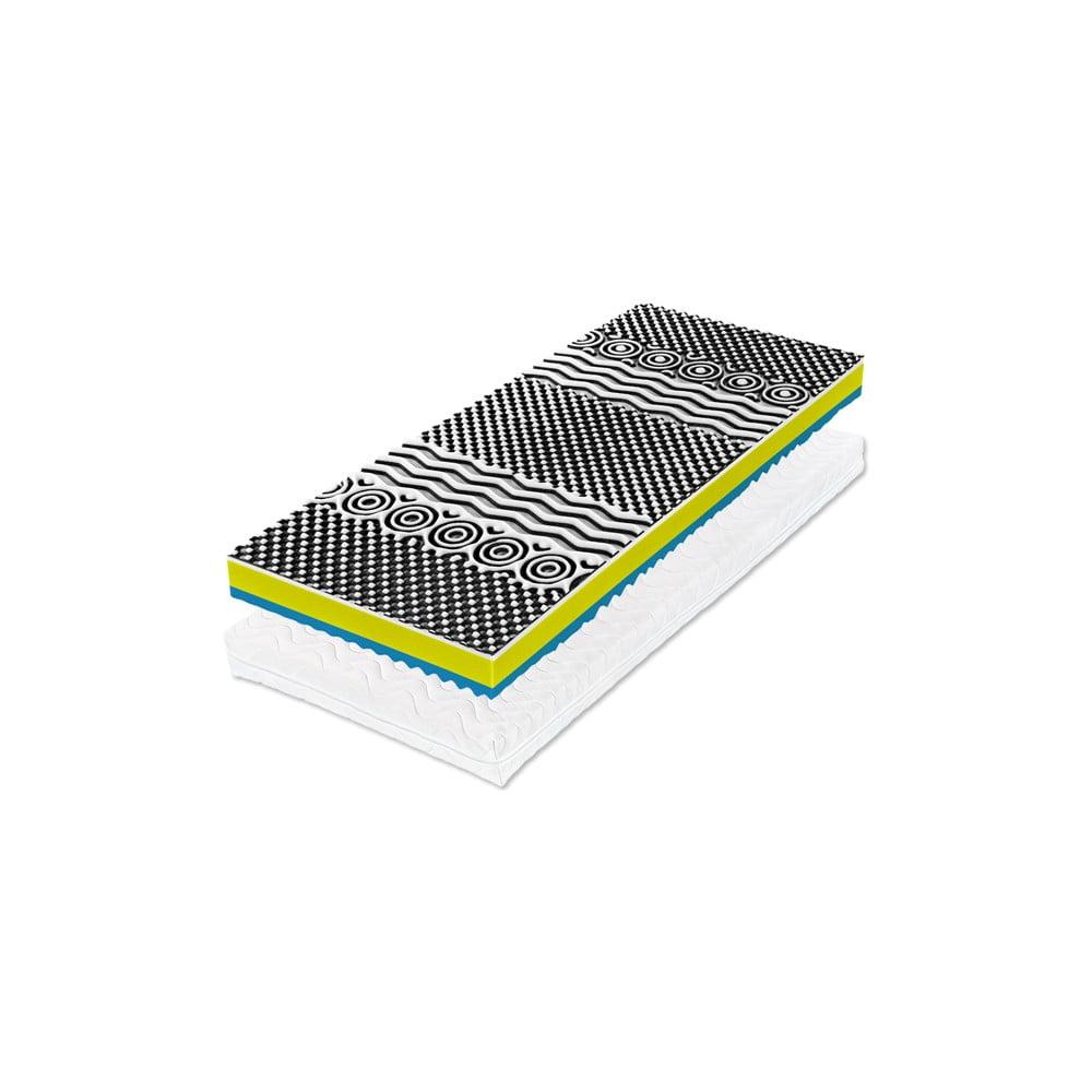 Matrac z pamäťovej peny Hilding Real XXL, 160 x 200 cm, výška 14 cm