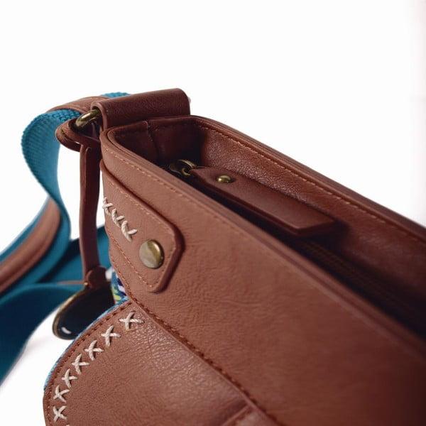 Pestrofarebná kabelka SKPA-T, 26 x 25 cm